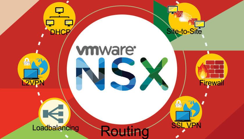 vmware nsx